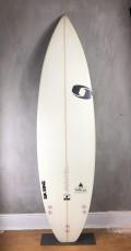 """Prancha de Surf OPS 6'6"""" Seminova"""