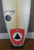 """Prancha de Surf Rusty 6'0"""" Neil Diamond Seminova"""