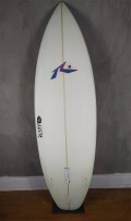 "Prancha de Surf Rusty Dozer 5'10"" Seminova"