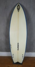 Prancha de Surf Fish Biquilha 5'10 Almir Salazar