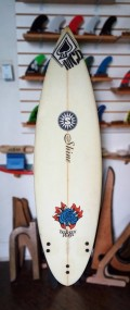 "Prancha de Surf Shine 5'9"" Usada | Prancharia"