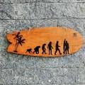 Pranchinha Evolução do Surfista   Prancharia