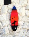Quadro Decorativo - Surfista Malibu   Prancharia