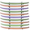Rack Para 10 Pranchas de Surf - Horizontal | Prancharia