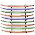 Rack Para 9 Pranchas de Surf - Horizontal   Prancharia