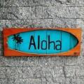 Shape Aloha Azul | Prancharia
