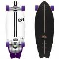 Skate Simulador de Surf Surfeeling Outline New Roxo