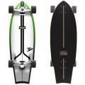 Skate Simulador de Surf Surfeeling Snap New Verde
