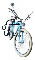 Transboard Rack de bicicleta para pranchas de Stand Up Paddle